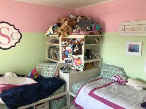 Teenager's Bedroom Before