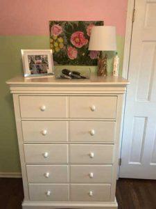 Childen's Dresser After
